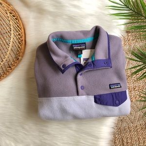 Patagonia Synchilla Snap T Fleece Pullover S